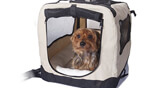 2PET Foldable Dog Crate